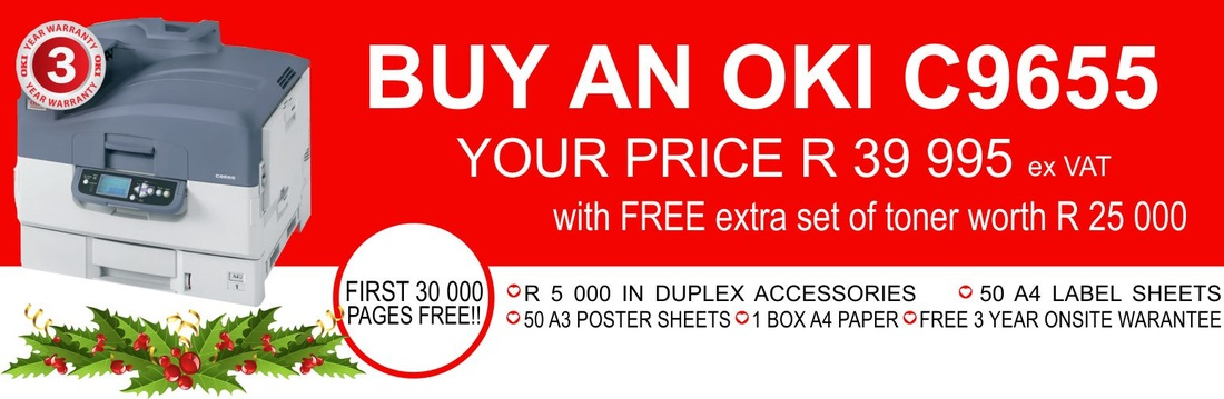 OKI C9655 Special Offer